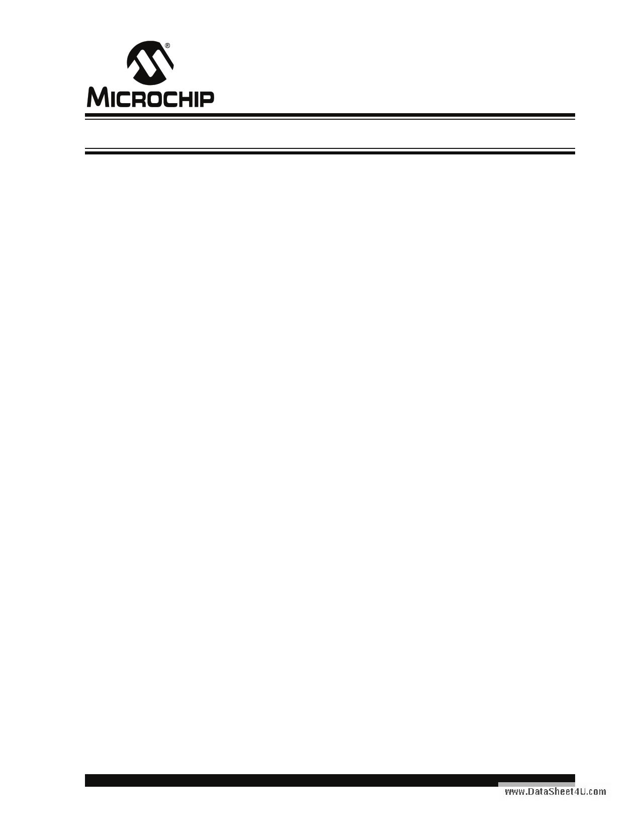 PIC18F46J53 pdf, ピン配列