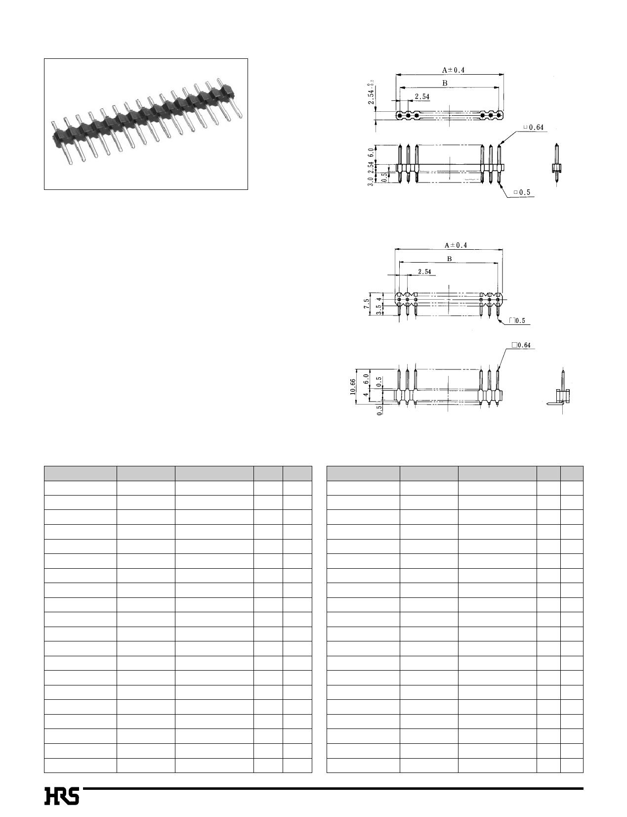 A1-10PA-2.54DSA equivalent