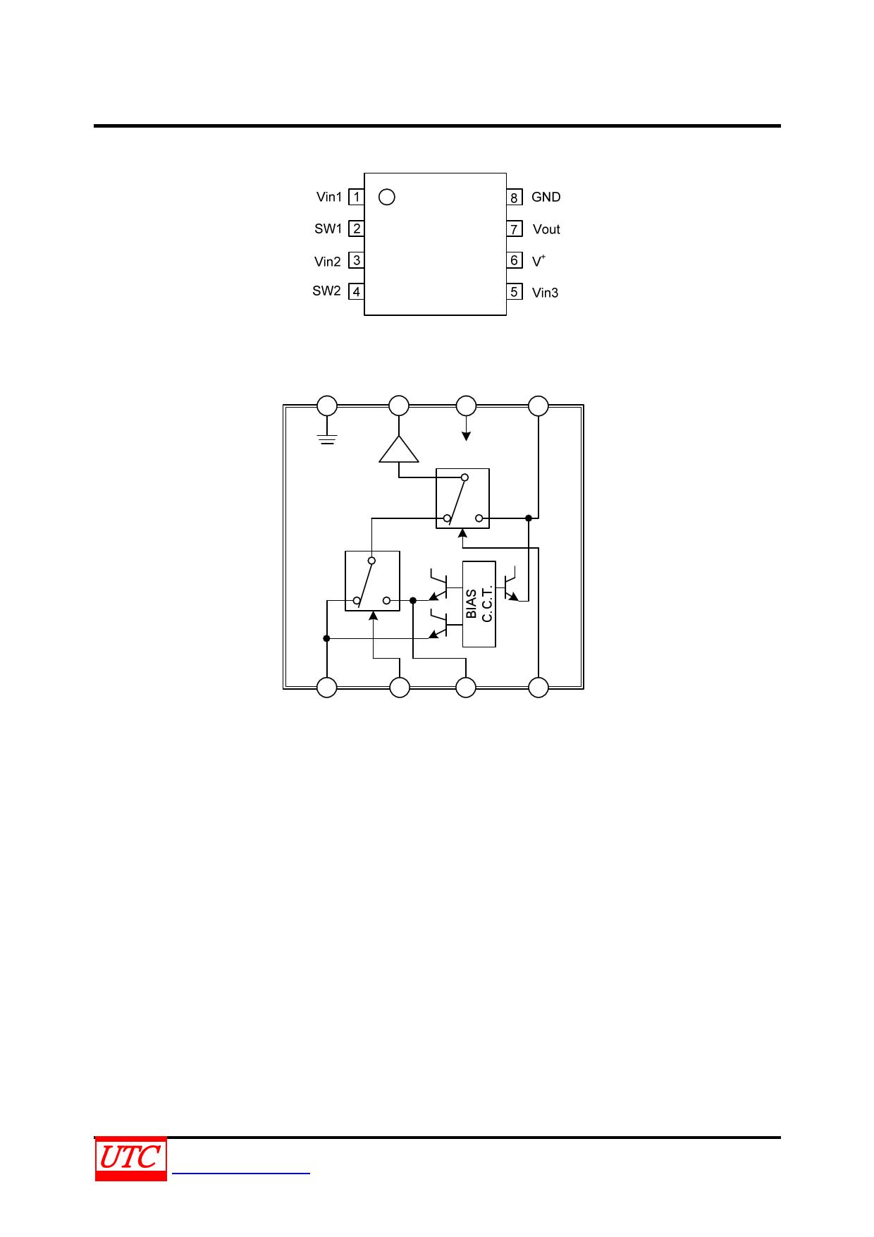 m3366 datasheet pdf   pinout