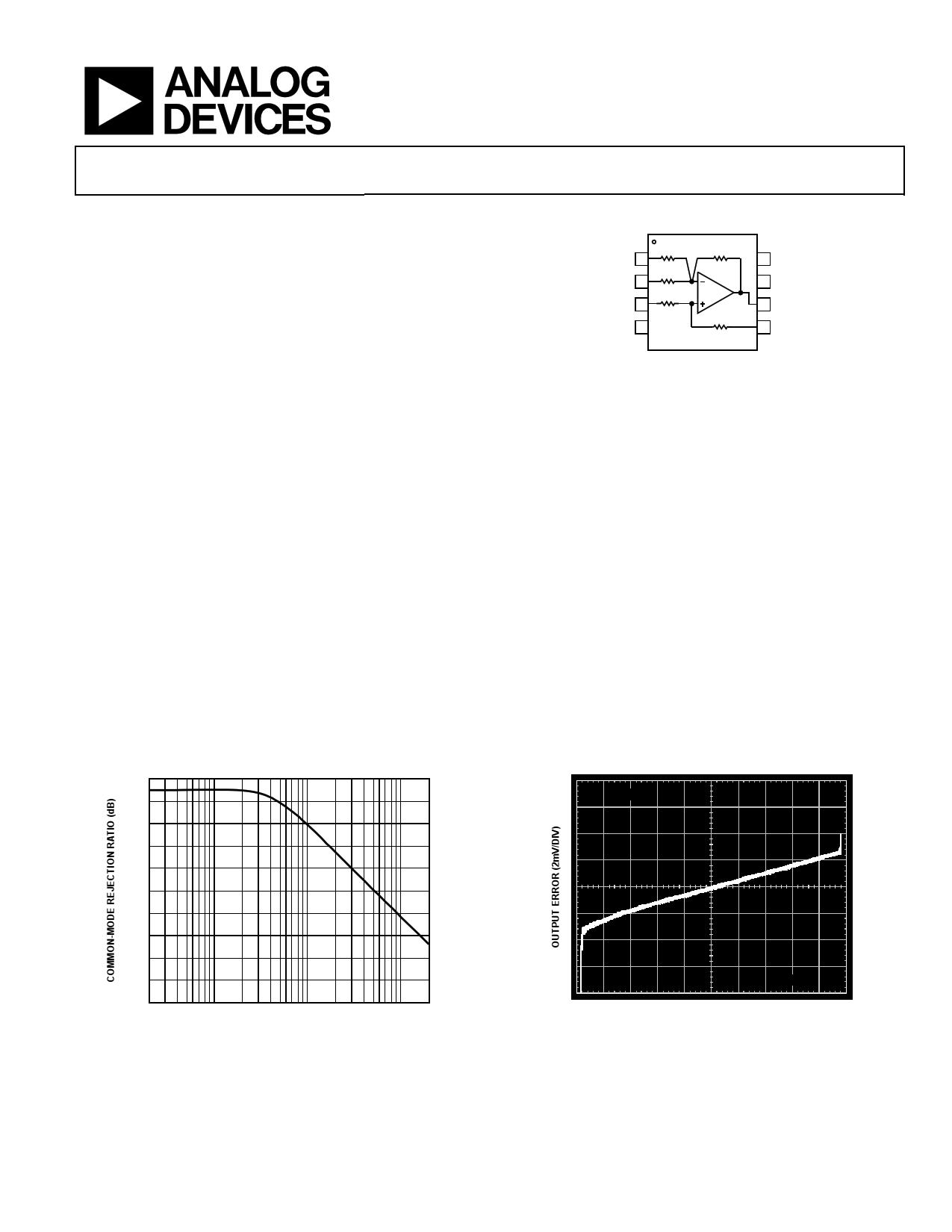 ad629 datasheet pdf   pinout