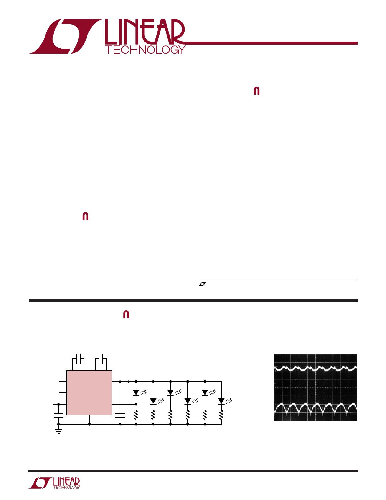 LTC3202EDD Datasheet, LTC3202EDD PDF,ピン配置, 機能