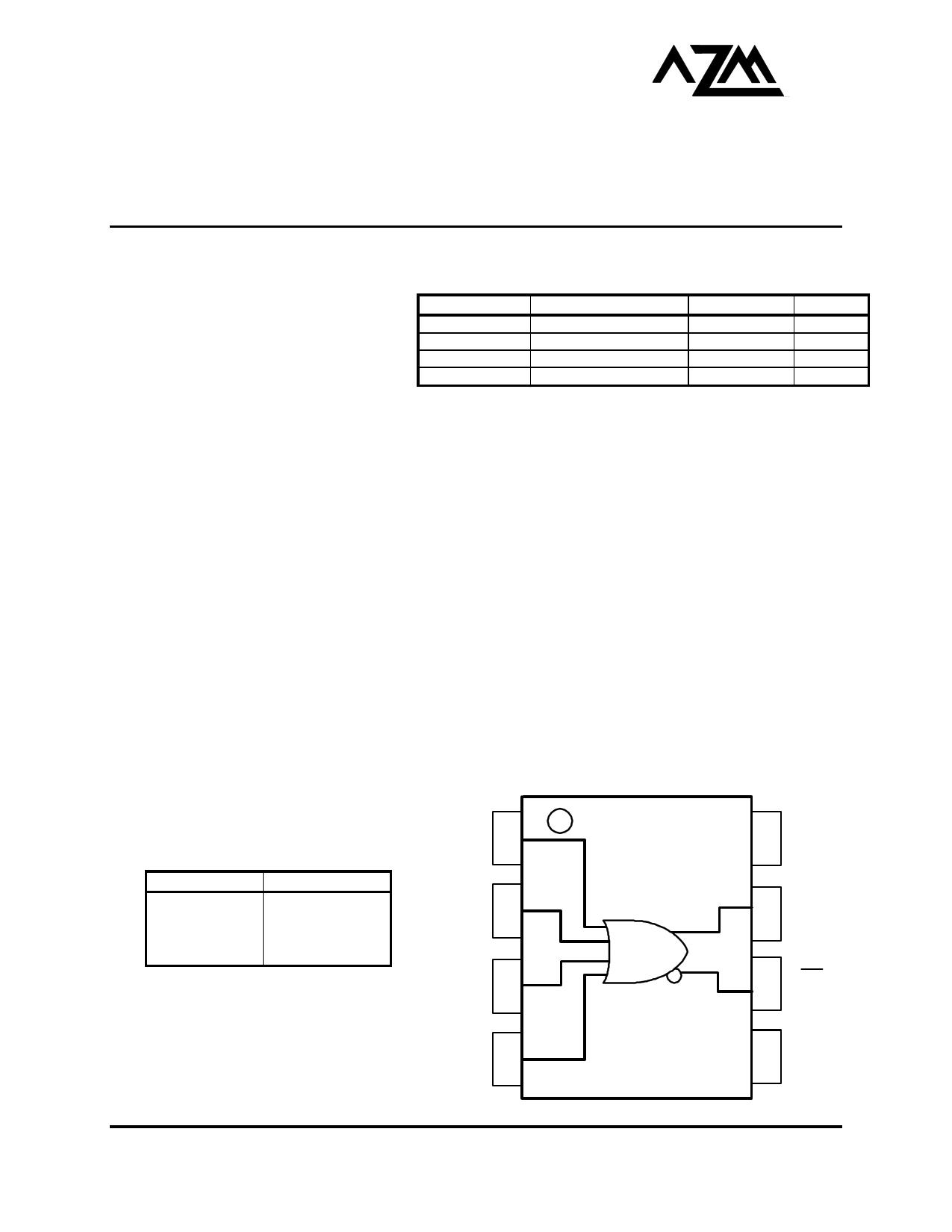 AZ100EL01 دیتاشیت PDF