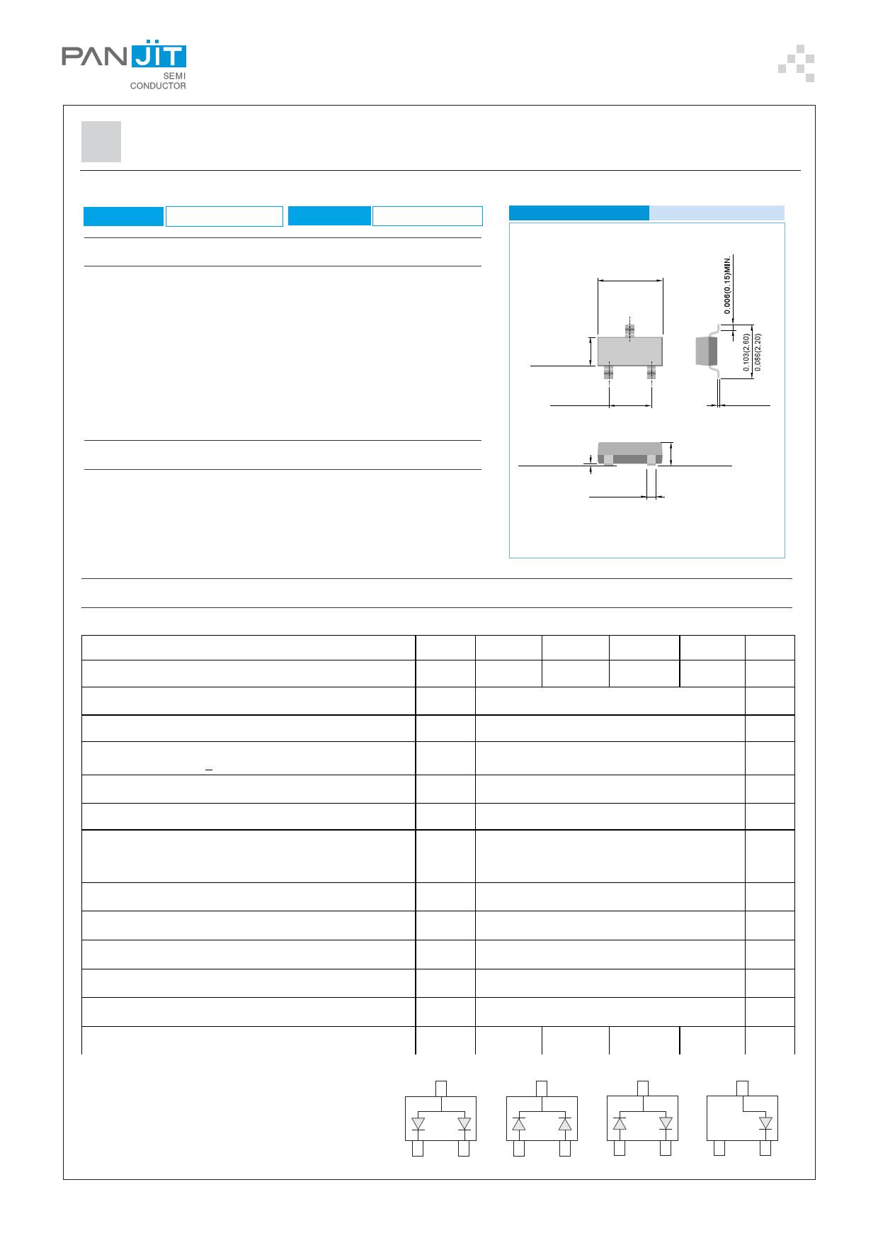 BAW56-AU دیتاشیت PDF