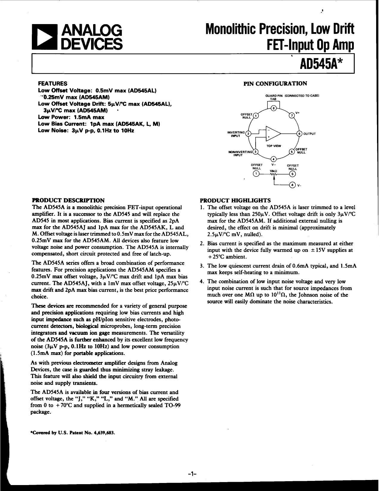 lm324 op amp datasheet pdf