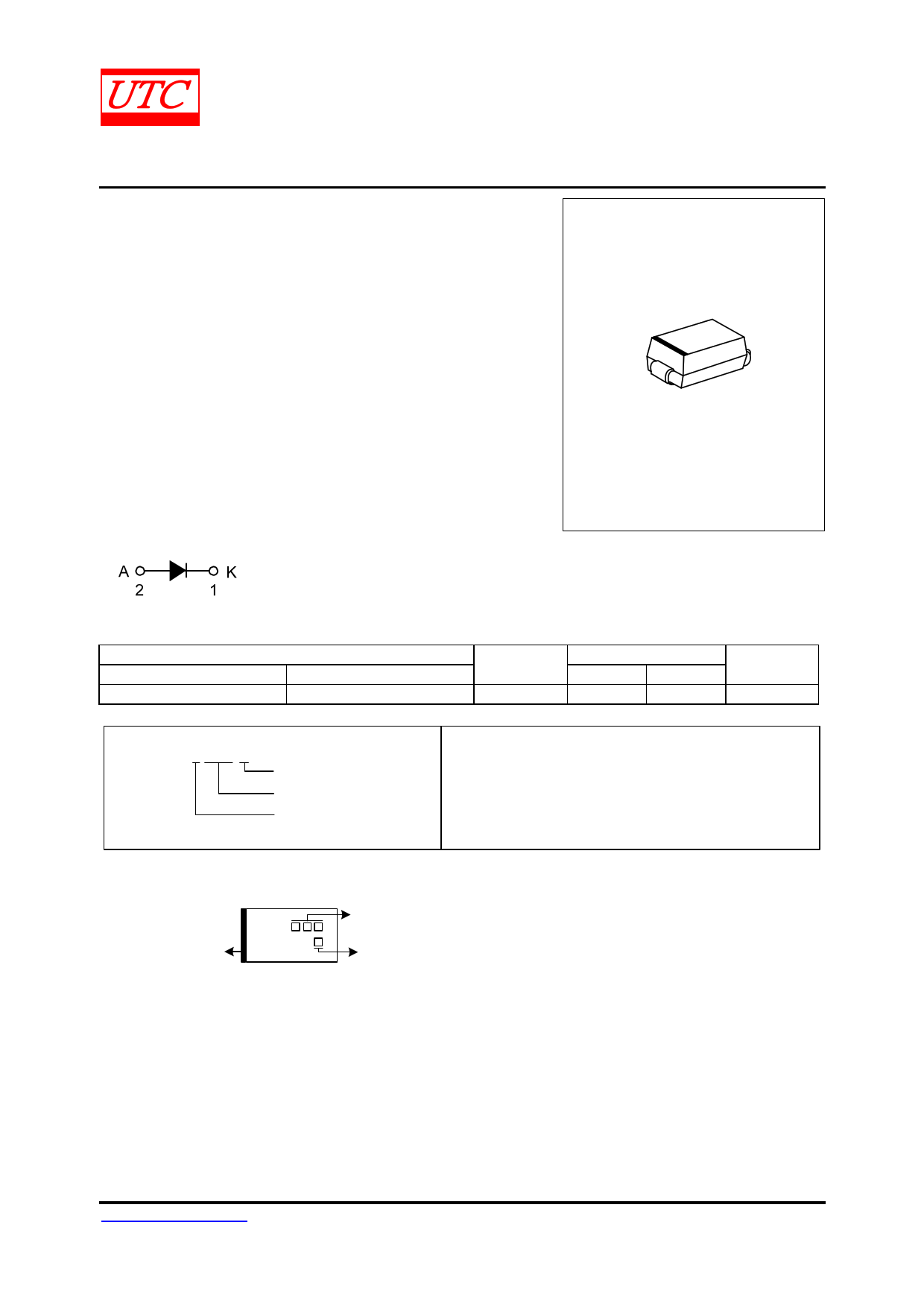 SK310 datasheet, circuit