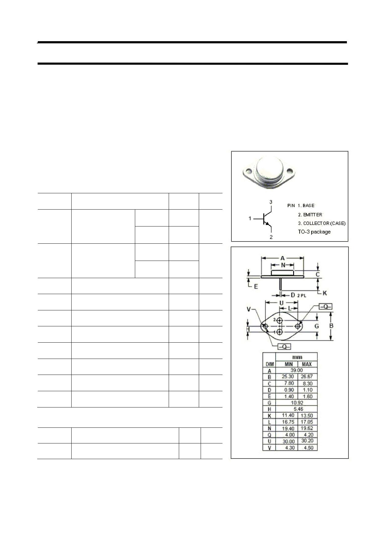 BUS132A Datasheet, BUS132A PDF,ピン配置, 機能
