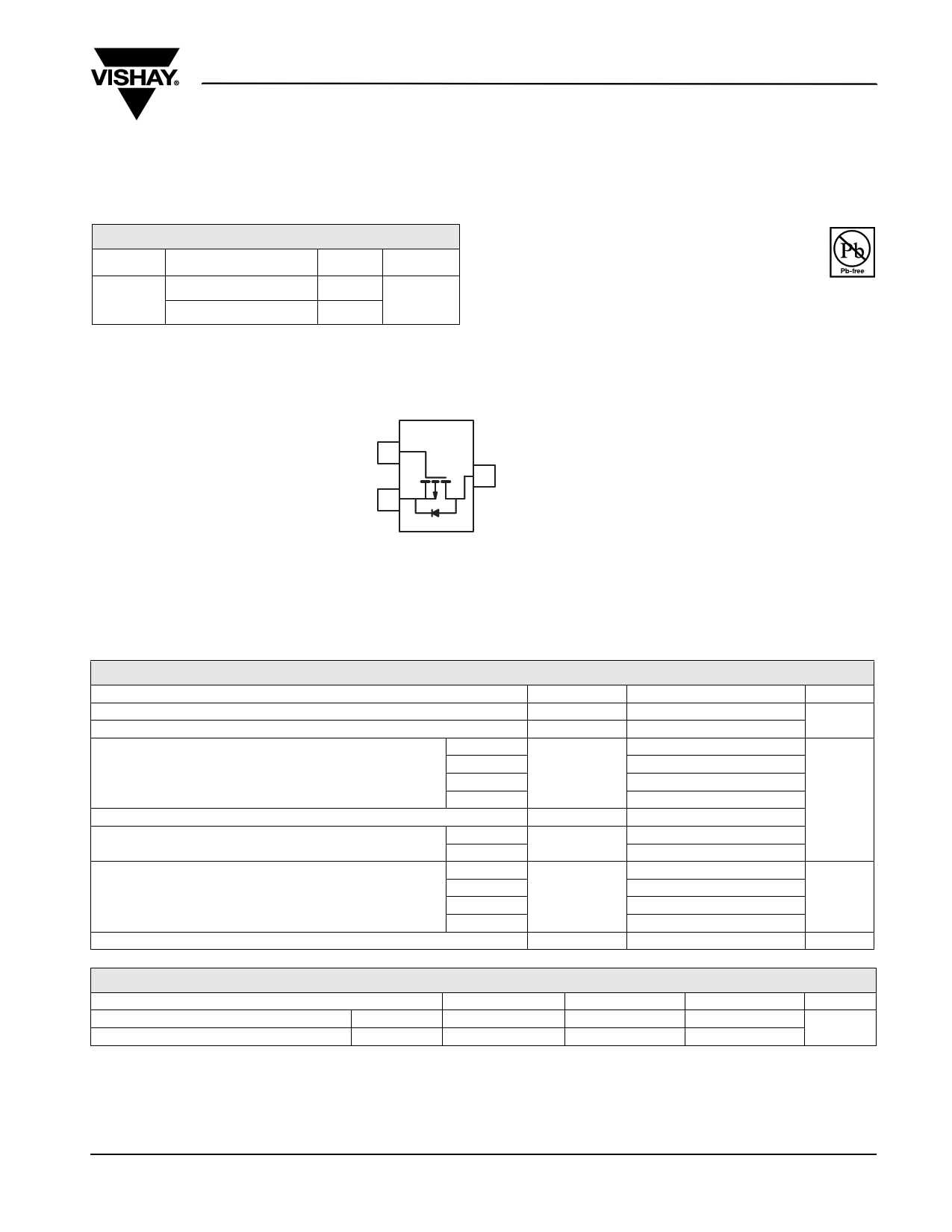 Si2351DS datasheet, circuit