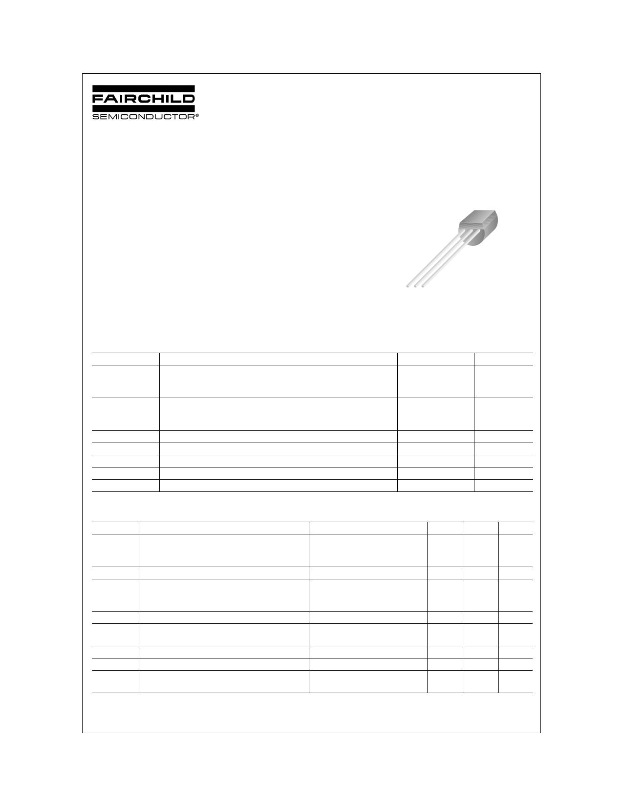 KSP05 datasheet