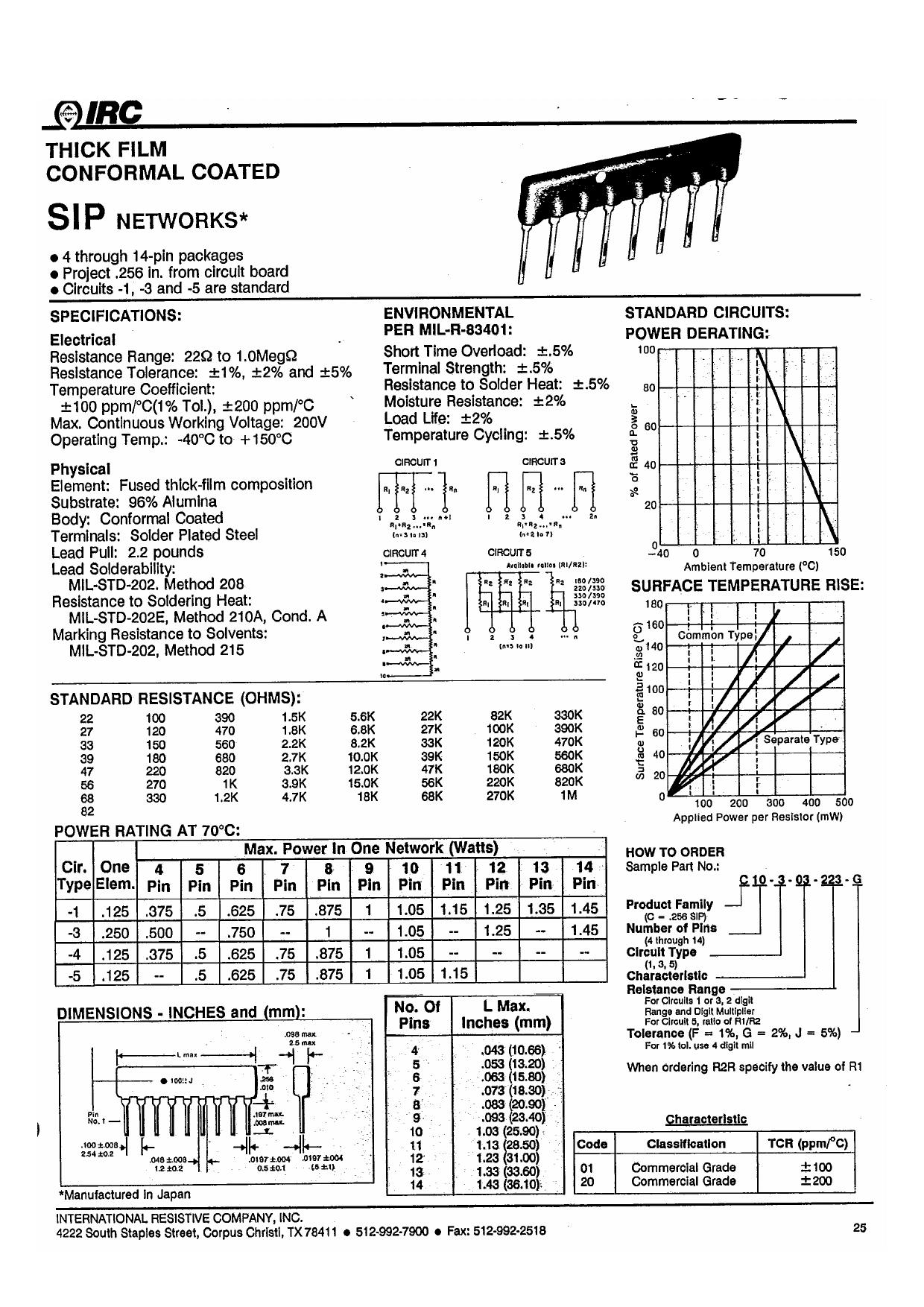 C5-5 دیتاشیت PDF