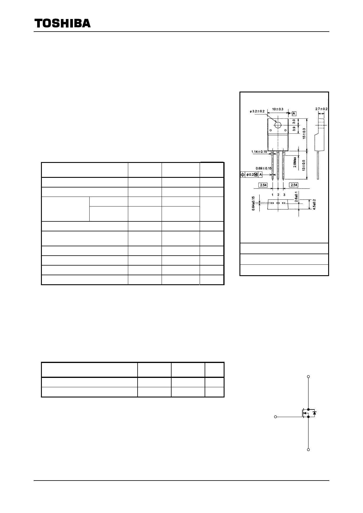 K10A50D دیتاشیت PDF