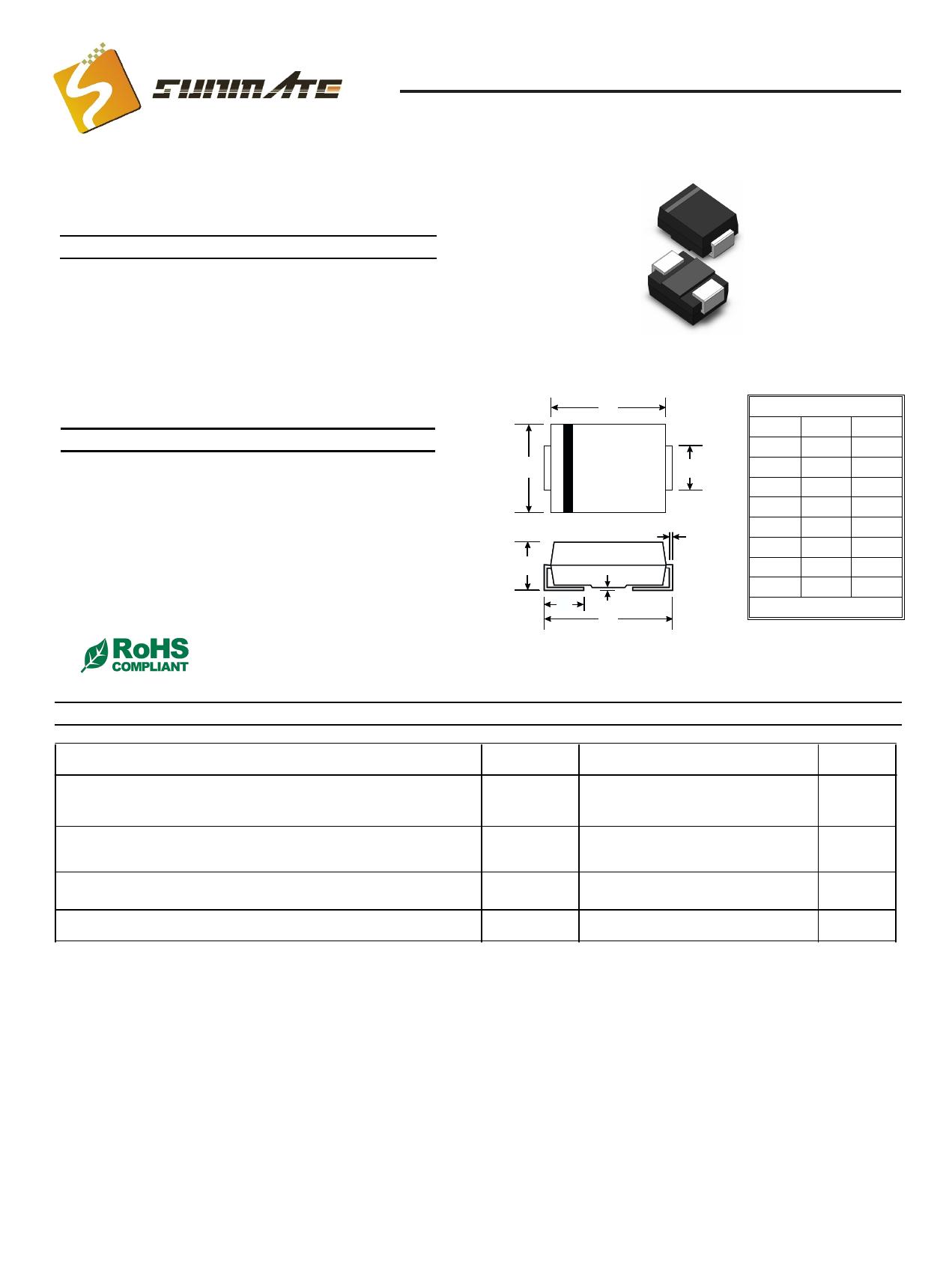 P6SMBJ56C دیتاشیت PDF