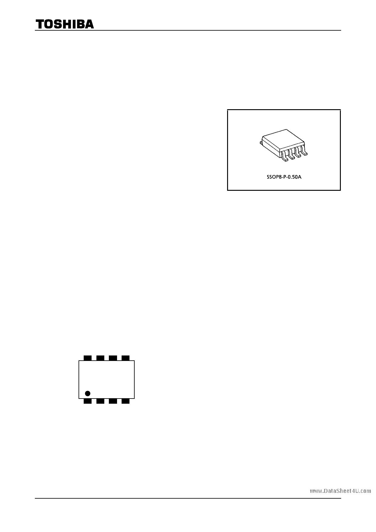TC7WBD126AFK دیتاشیت PDF