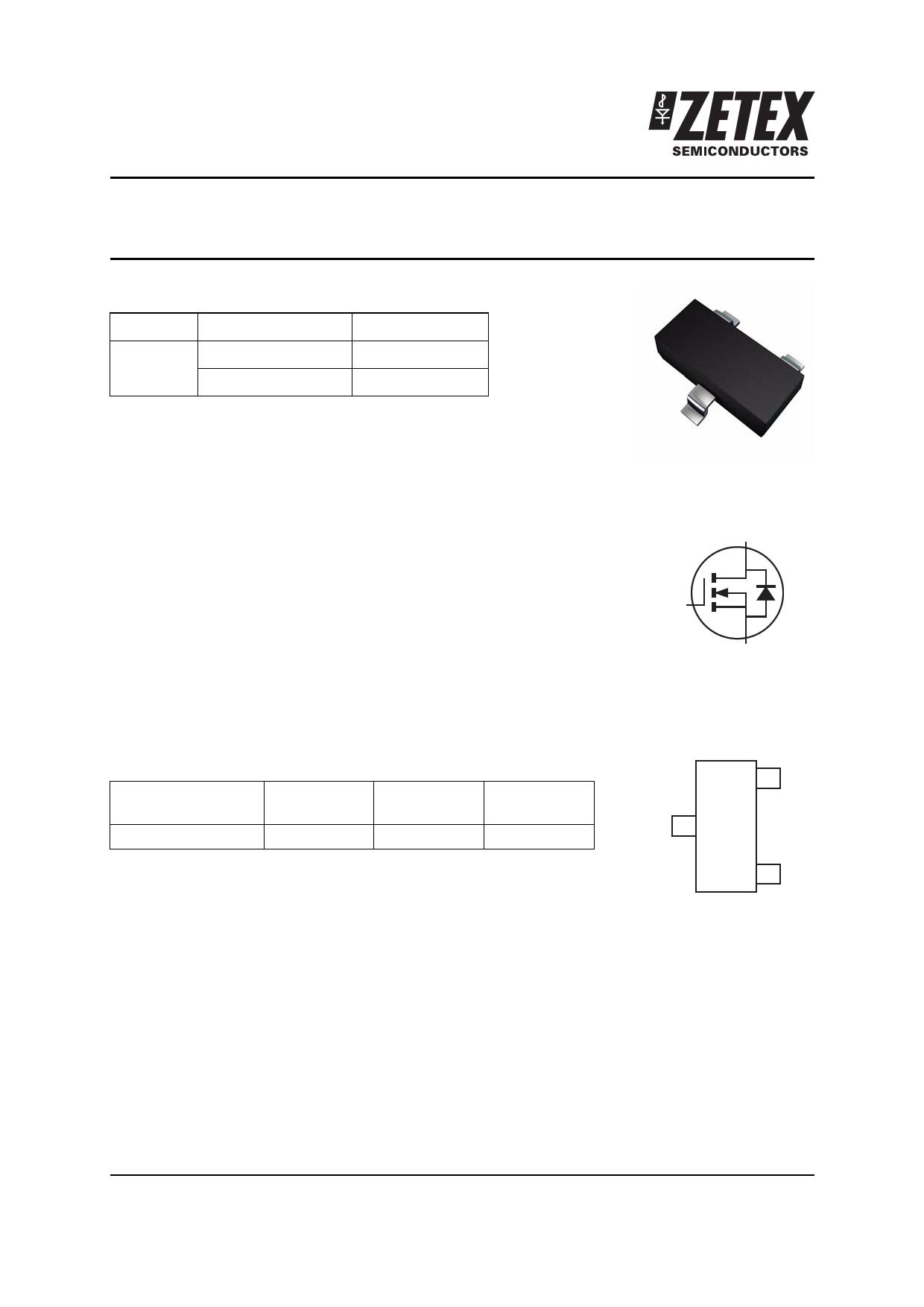 ZXMN2F34FH دیتاشیت PDF