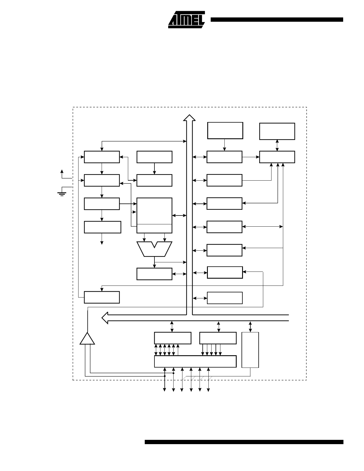attiny15 datasheet pdf   pinout
