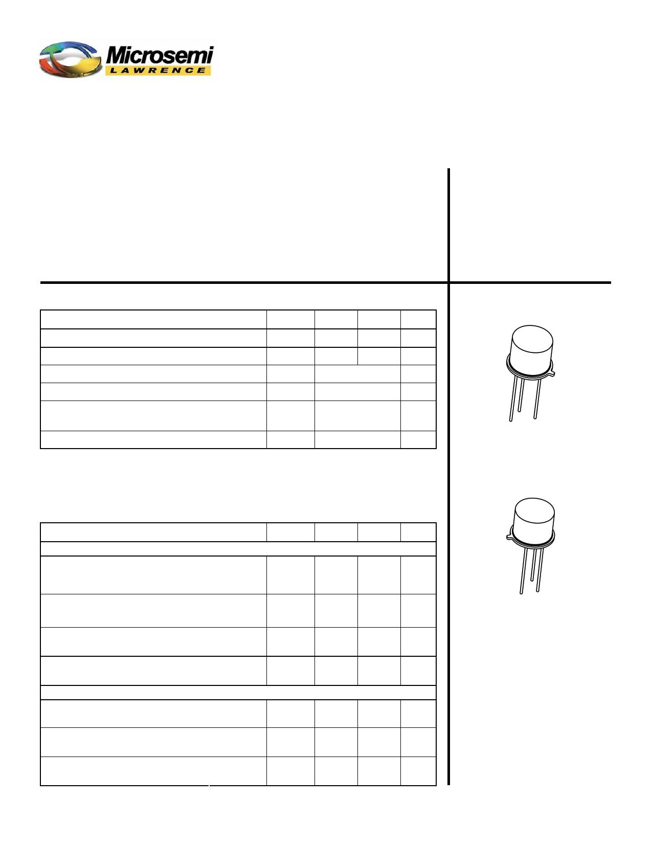 2N3507L datasheet