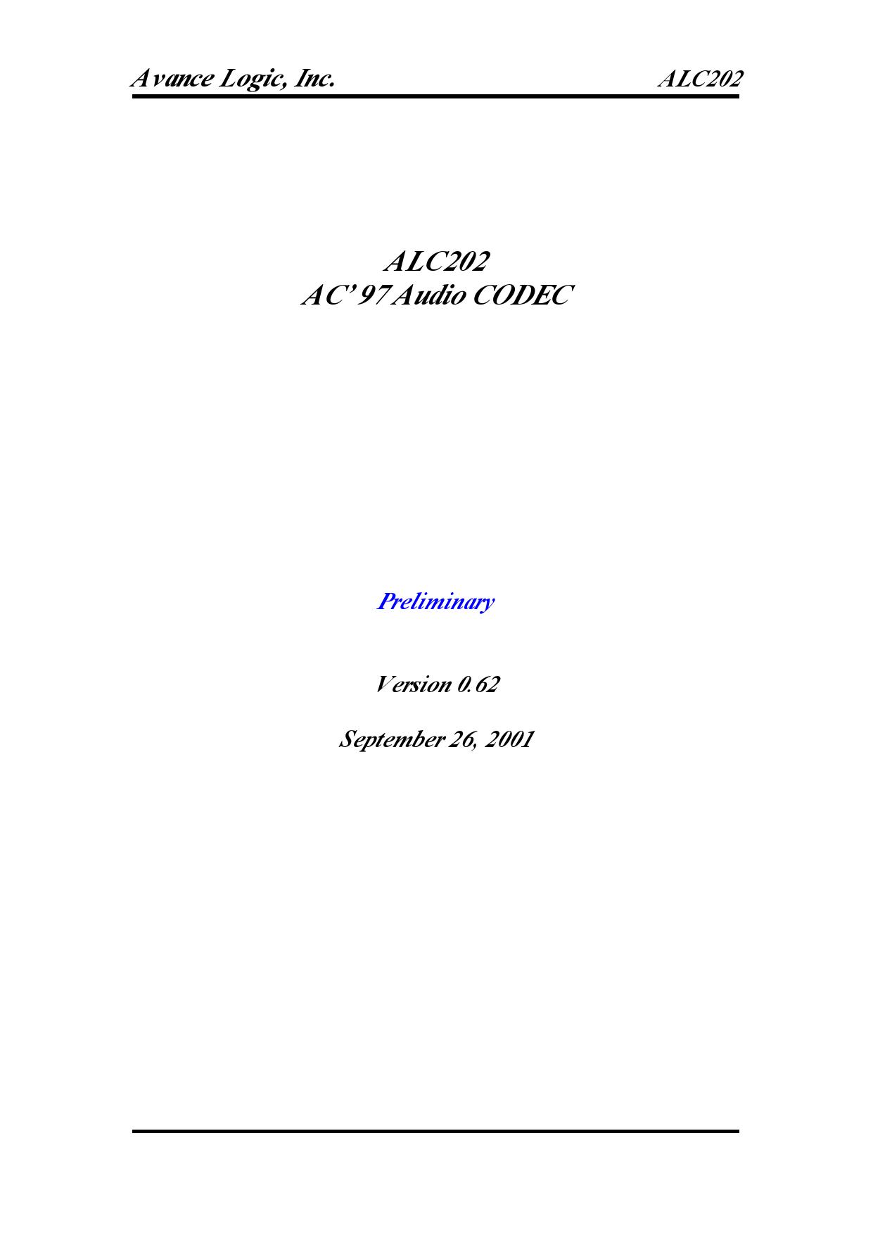 ALC202 image