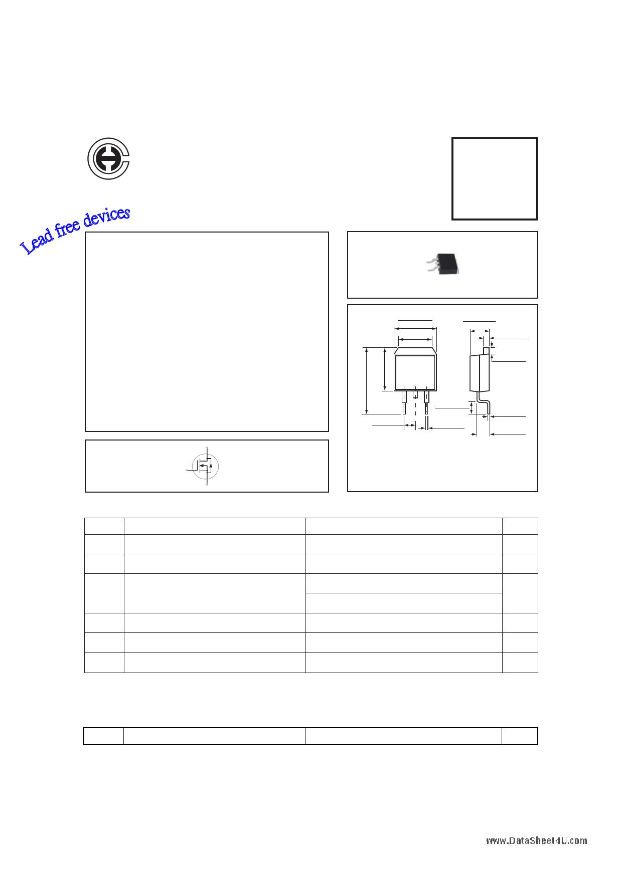 CHM8030LANPT دیتاشیت PDF