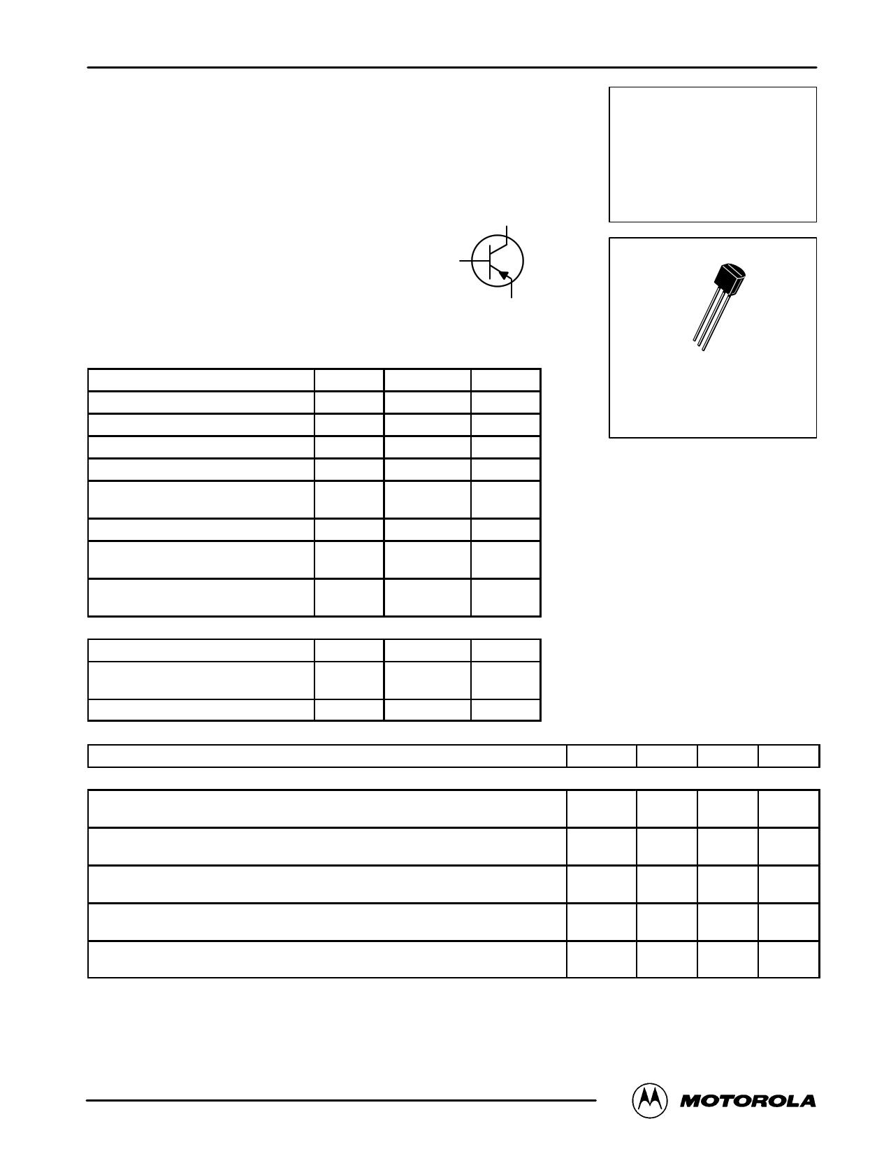 2N3905 دیتاشیت PDF