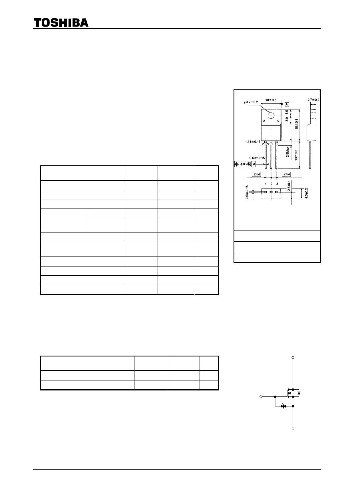 K3565 datasheet image
