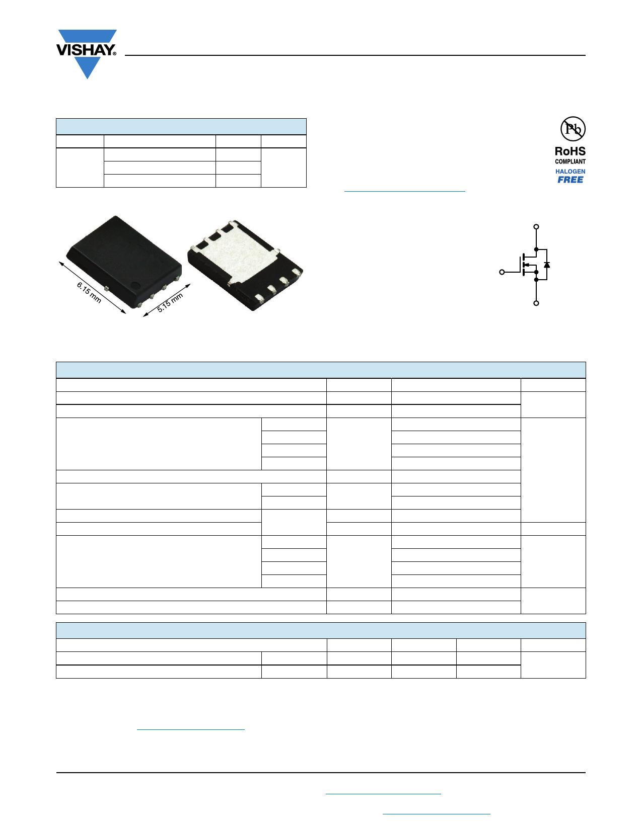 SIR826ADP datasheet