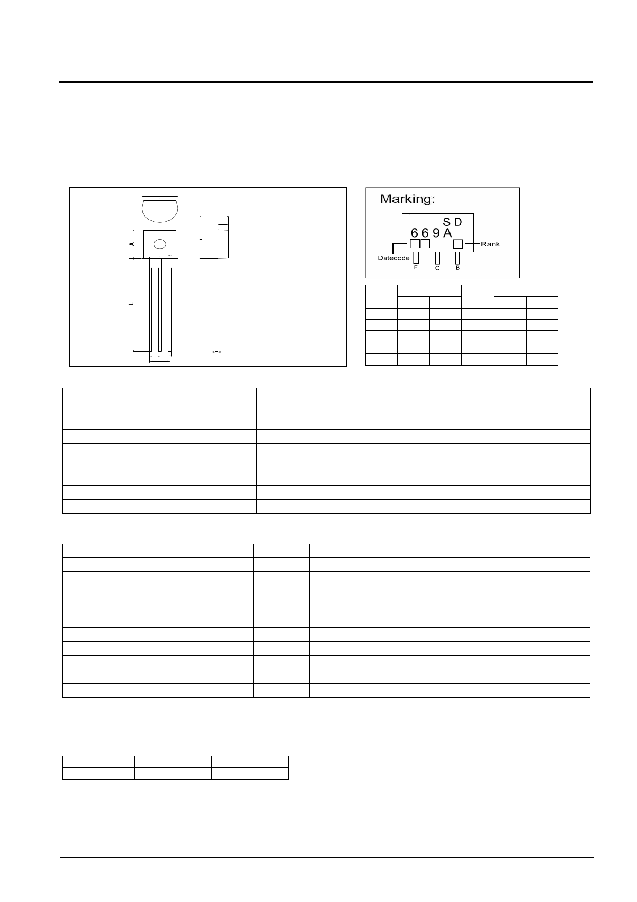 GSD669A دیتاشیت PDF