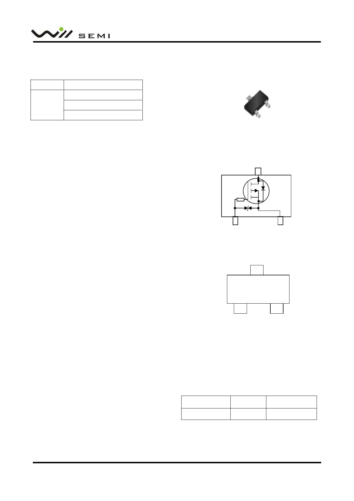 WPM2019 datasheet