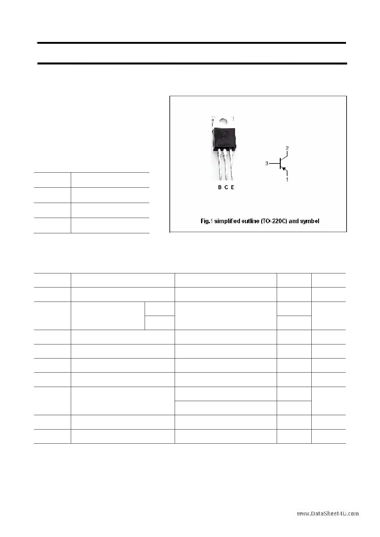 B707 دیتاشیت PDF