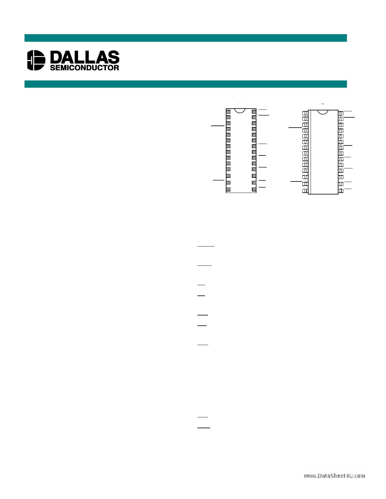 DS1693 دیتاشیت PDF