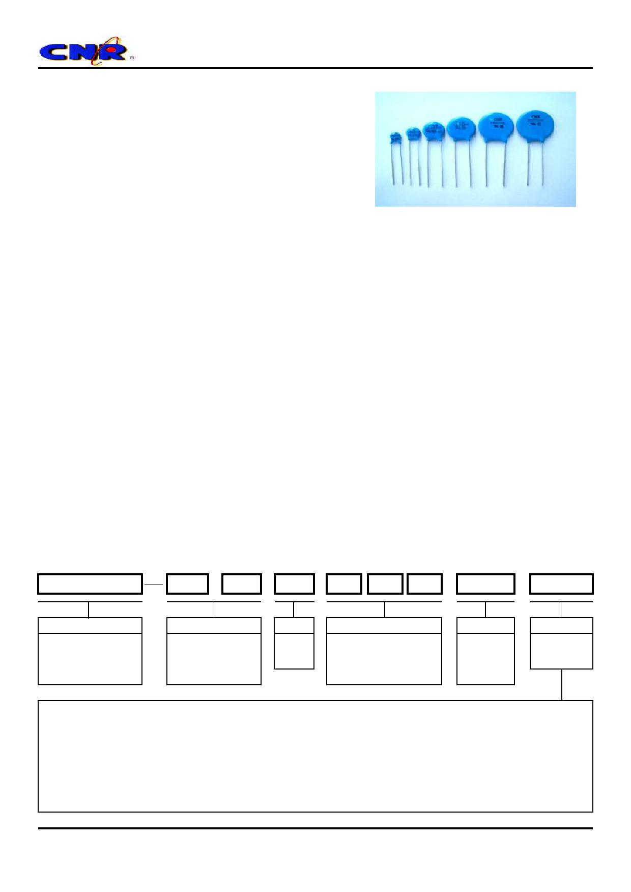 CNR-10D471K image