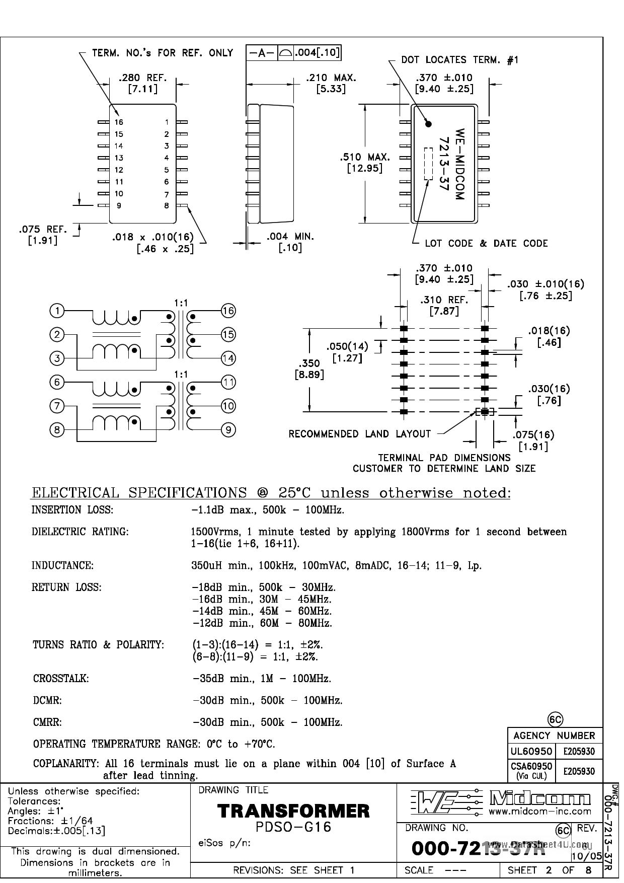 000-7213-37R даташит PDF