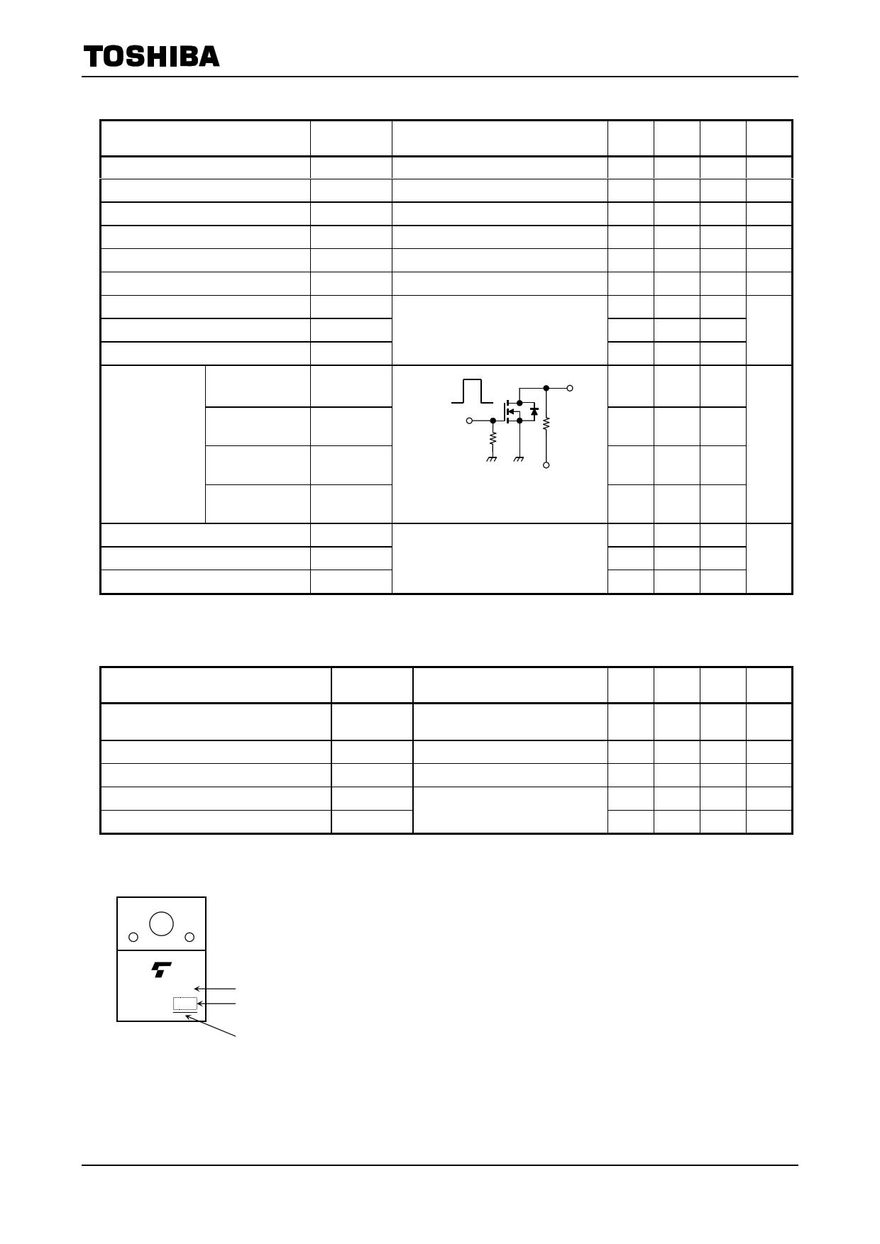 K4A60DA pdf pinout