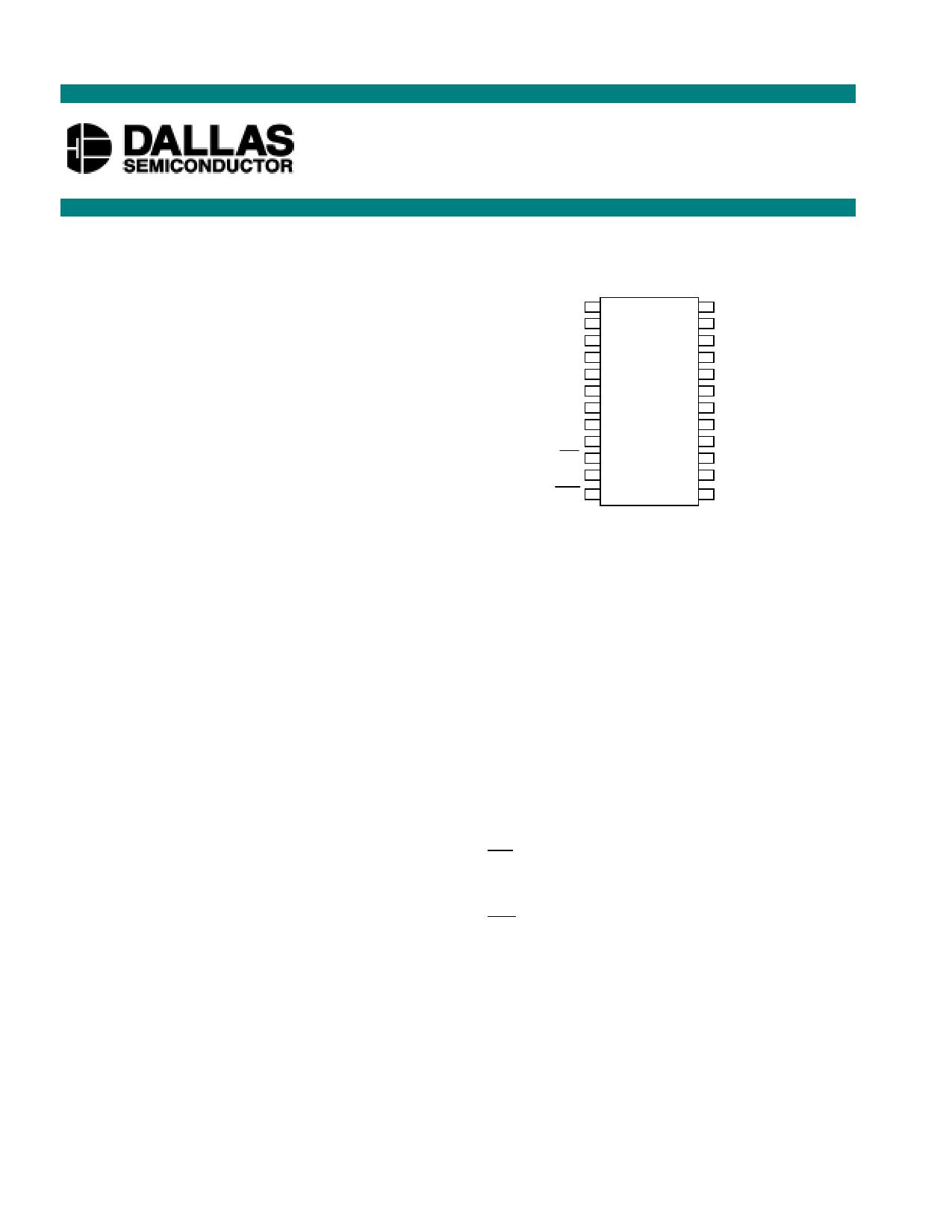 DS1780 دیتاشیت PDF