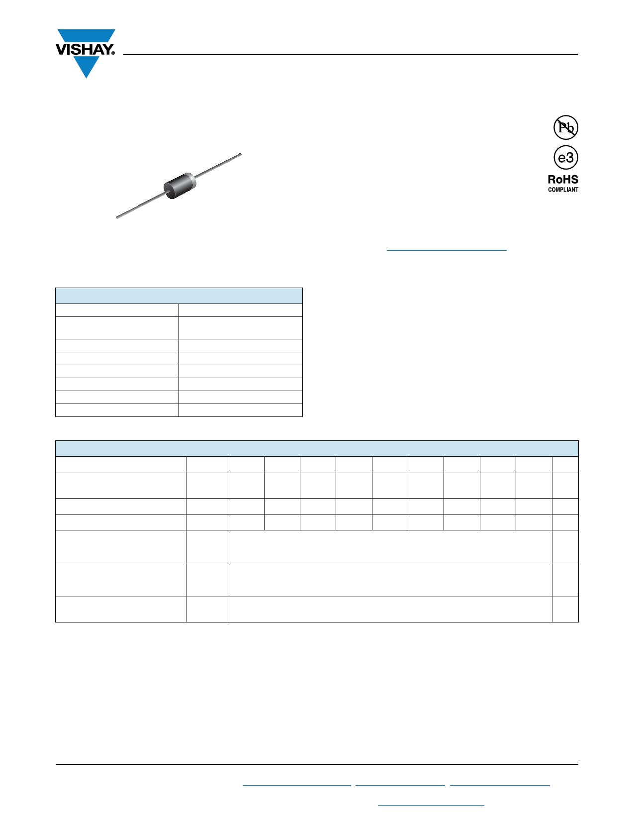 UF5400 datasheet