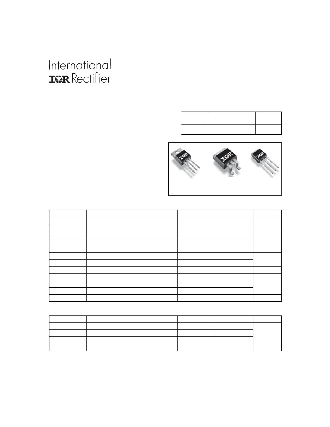 IRF3711ZPbF Datasheet, IRF3711ZPbF PDF,ピン配置, 機能