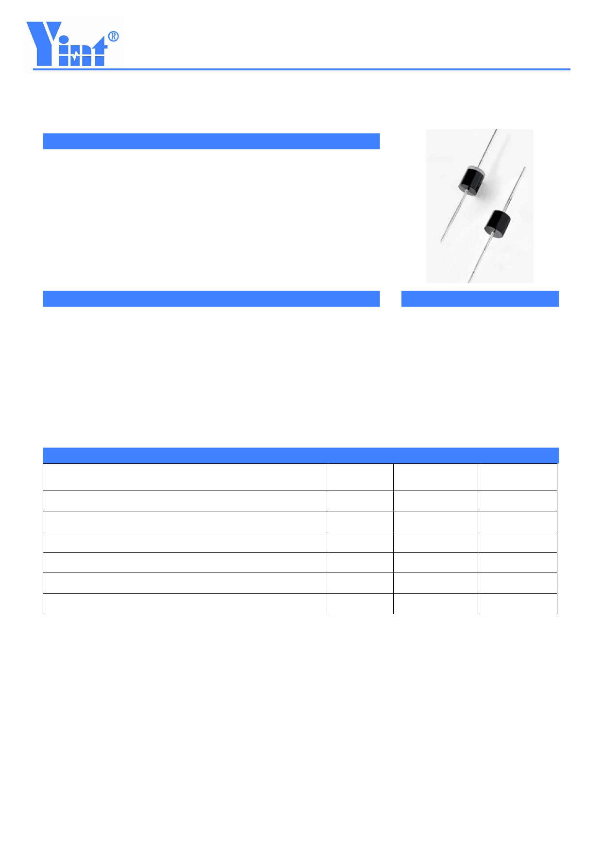3.0KP43A دیتاشیت PDF