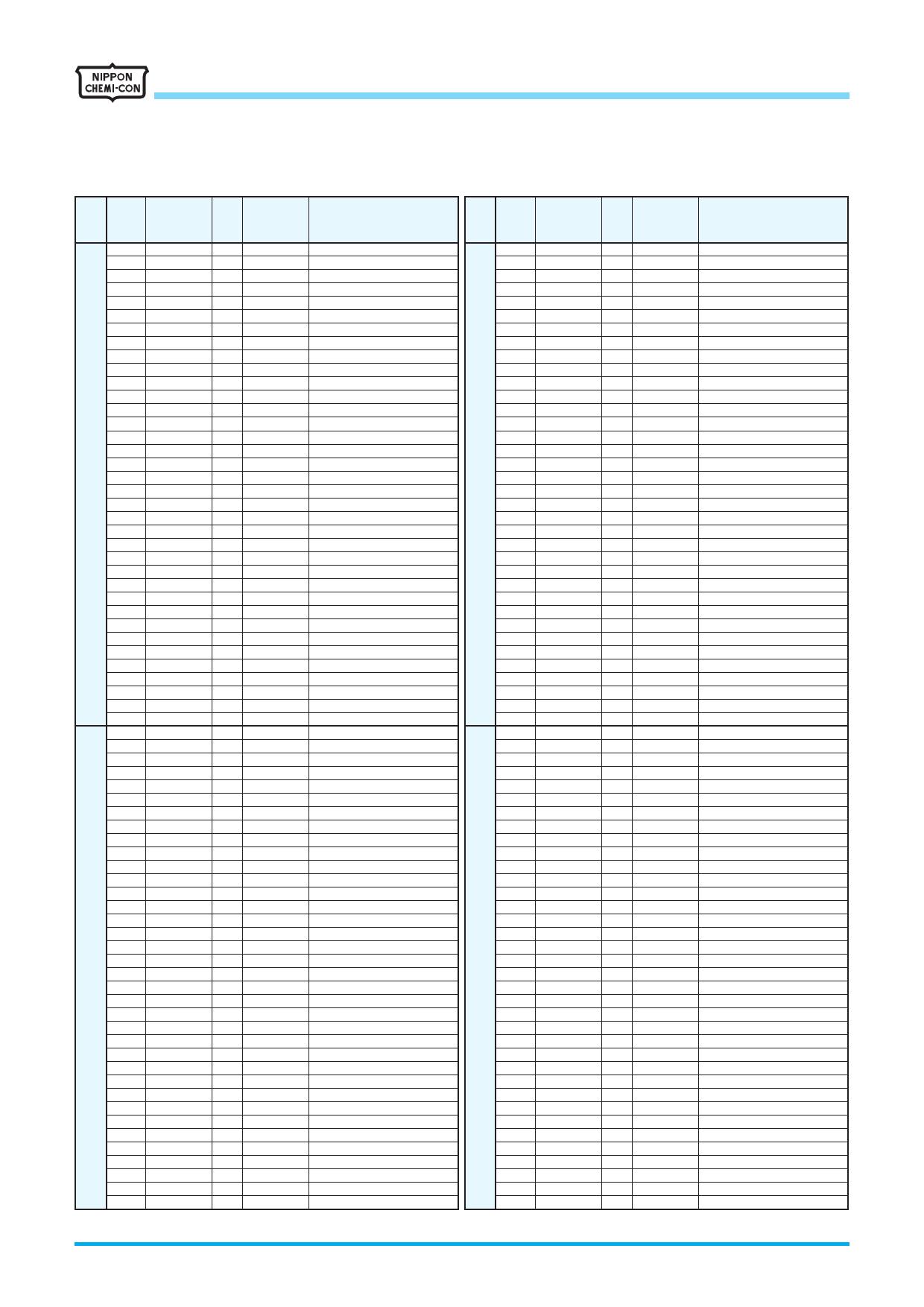 EKXJ251E pdf, ピン配列