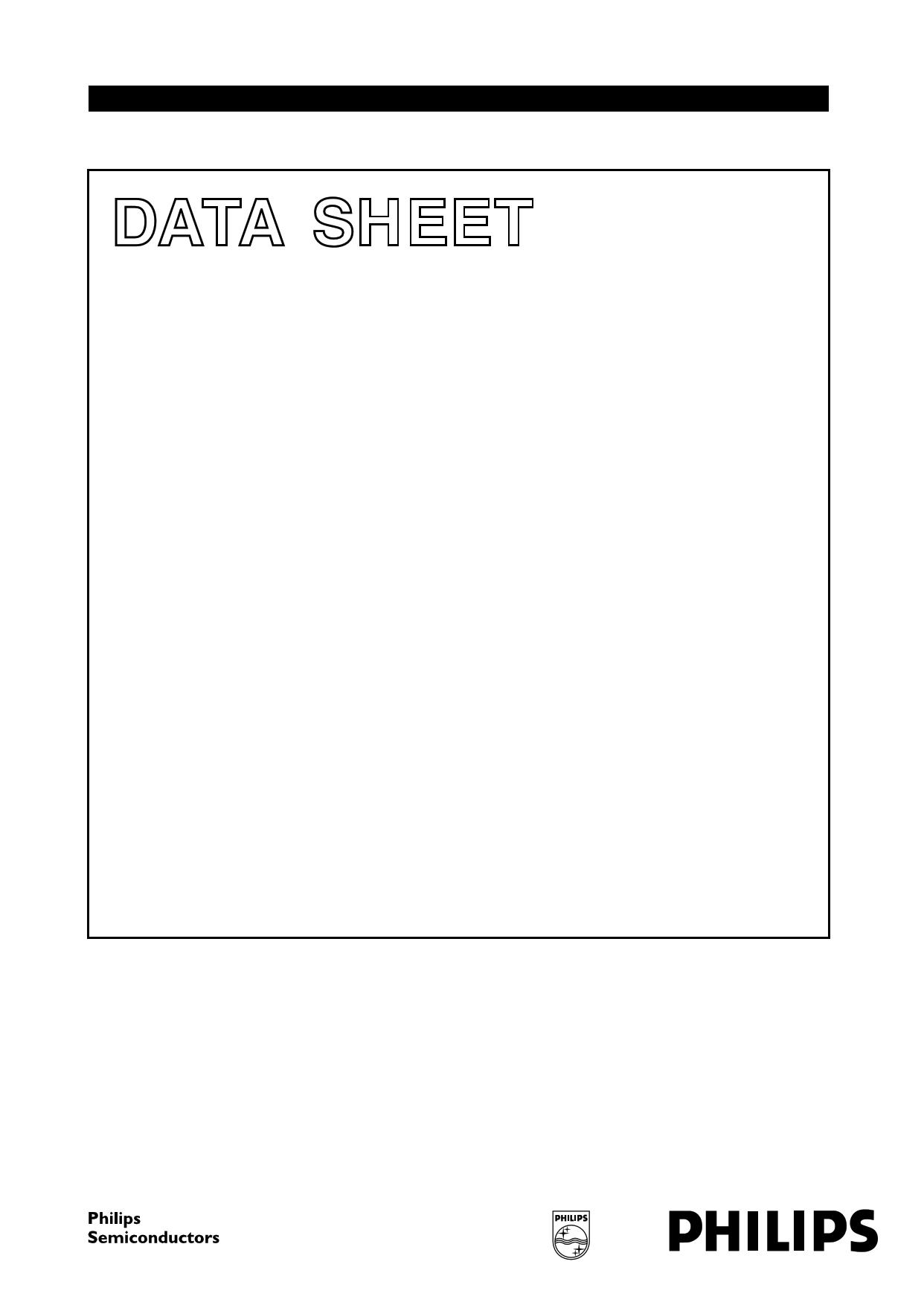 SAA7199BWP دیتاشیت PDF