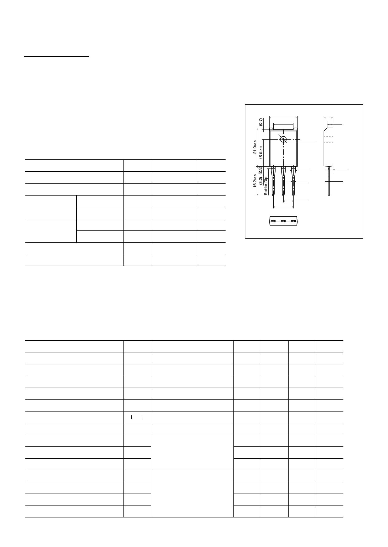2SK3559 데이터시트 및 2SK3559 PDF