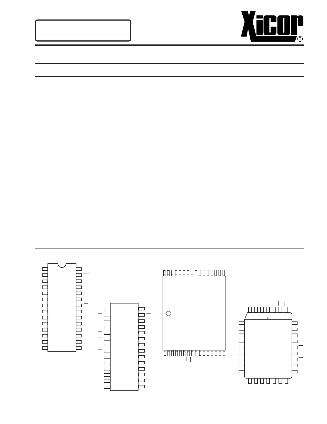 X20C16EM-55 دیتاشیت PDF