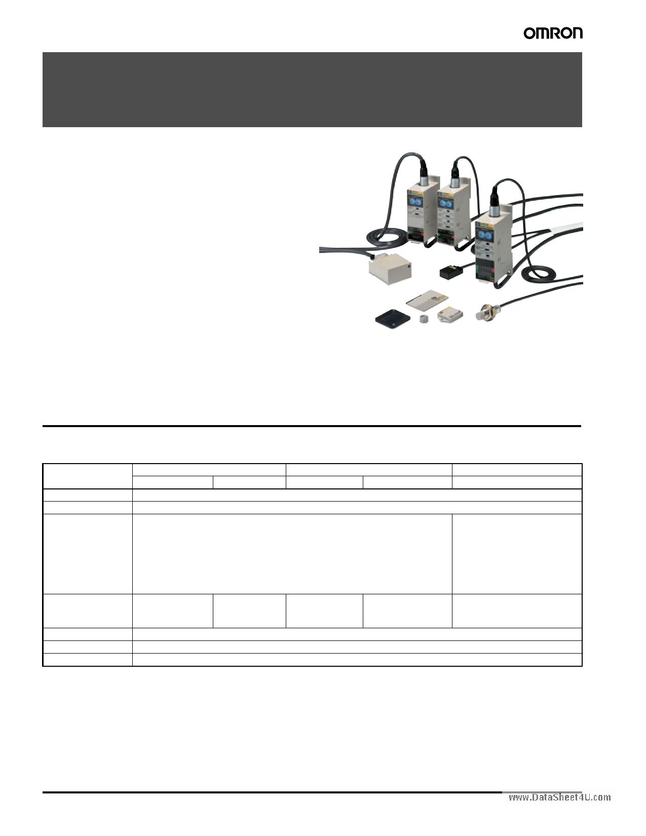 V600-HAM91 datasheet
