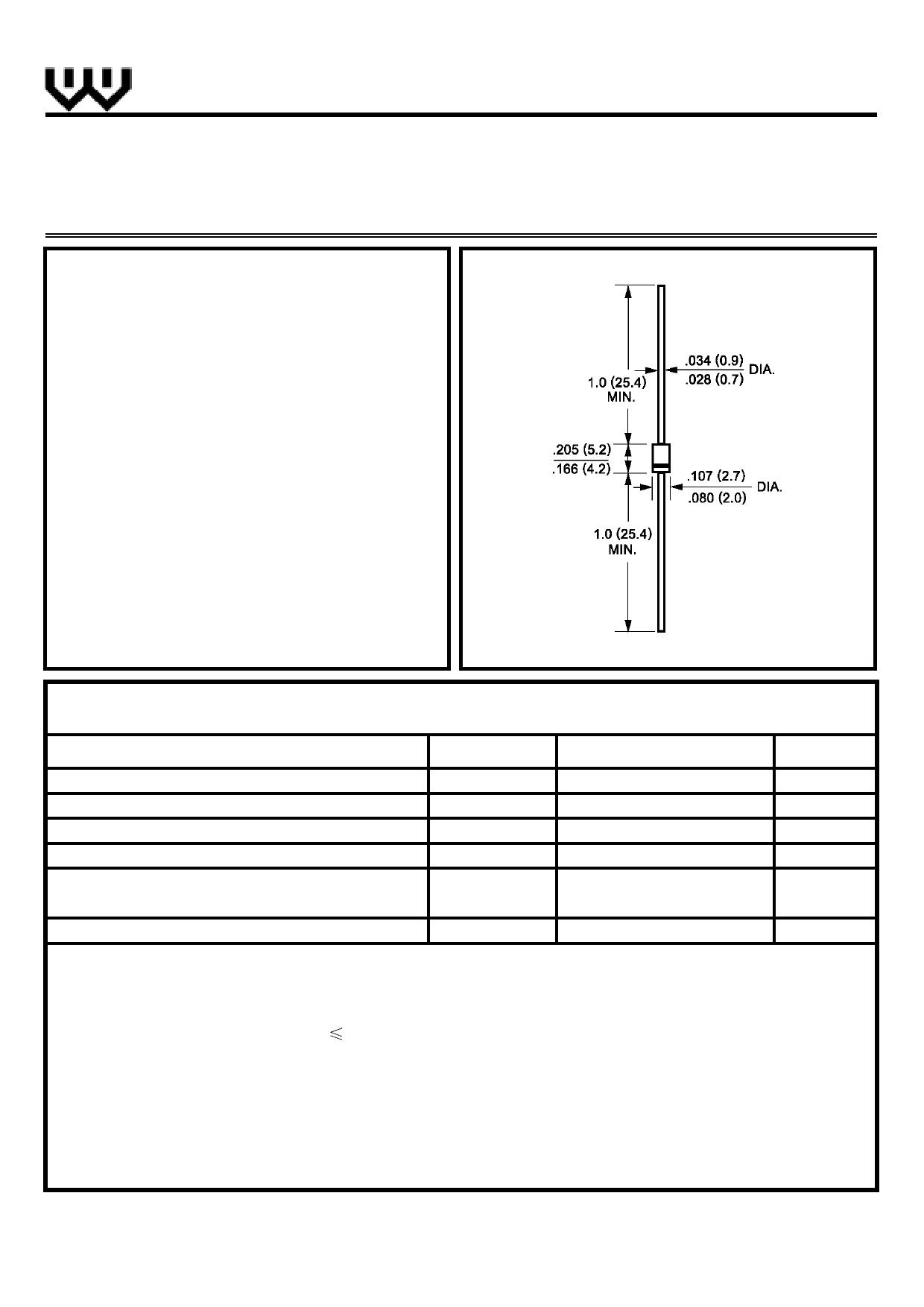 P4KE300A datasheet