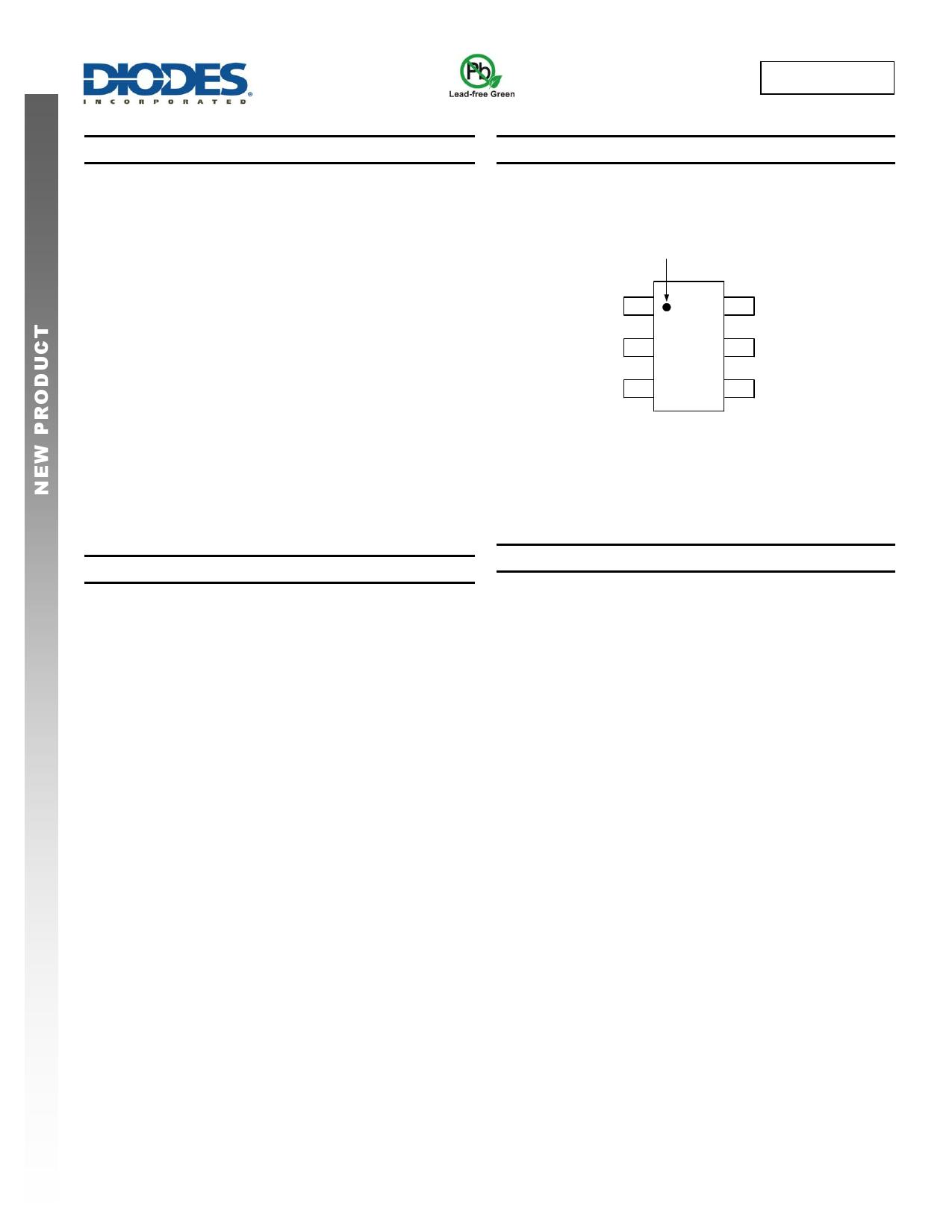 AP3127H Datasheet, ピン配置, 機能