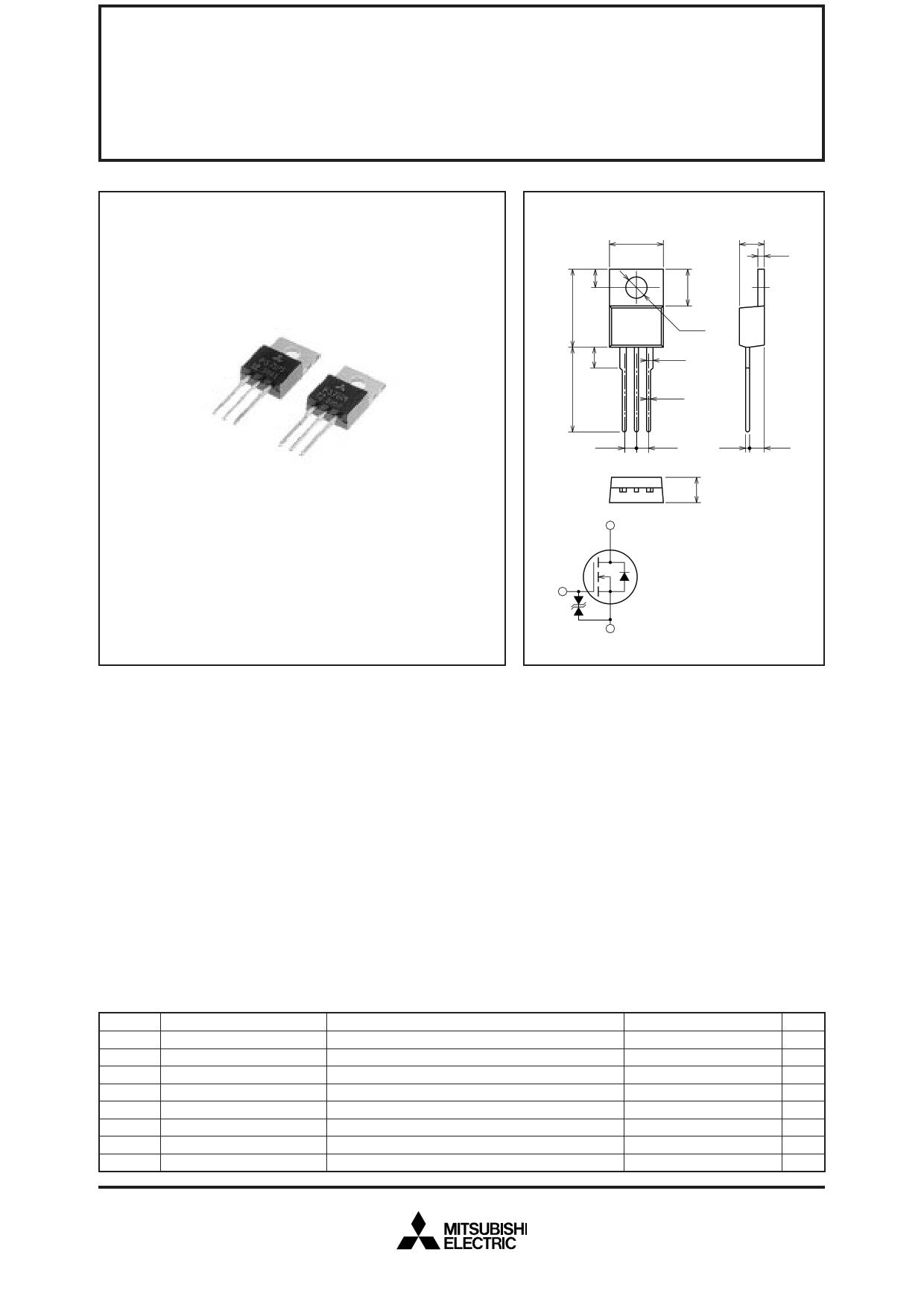 FS7UM-12 datasheet