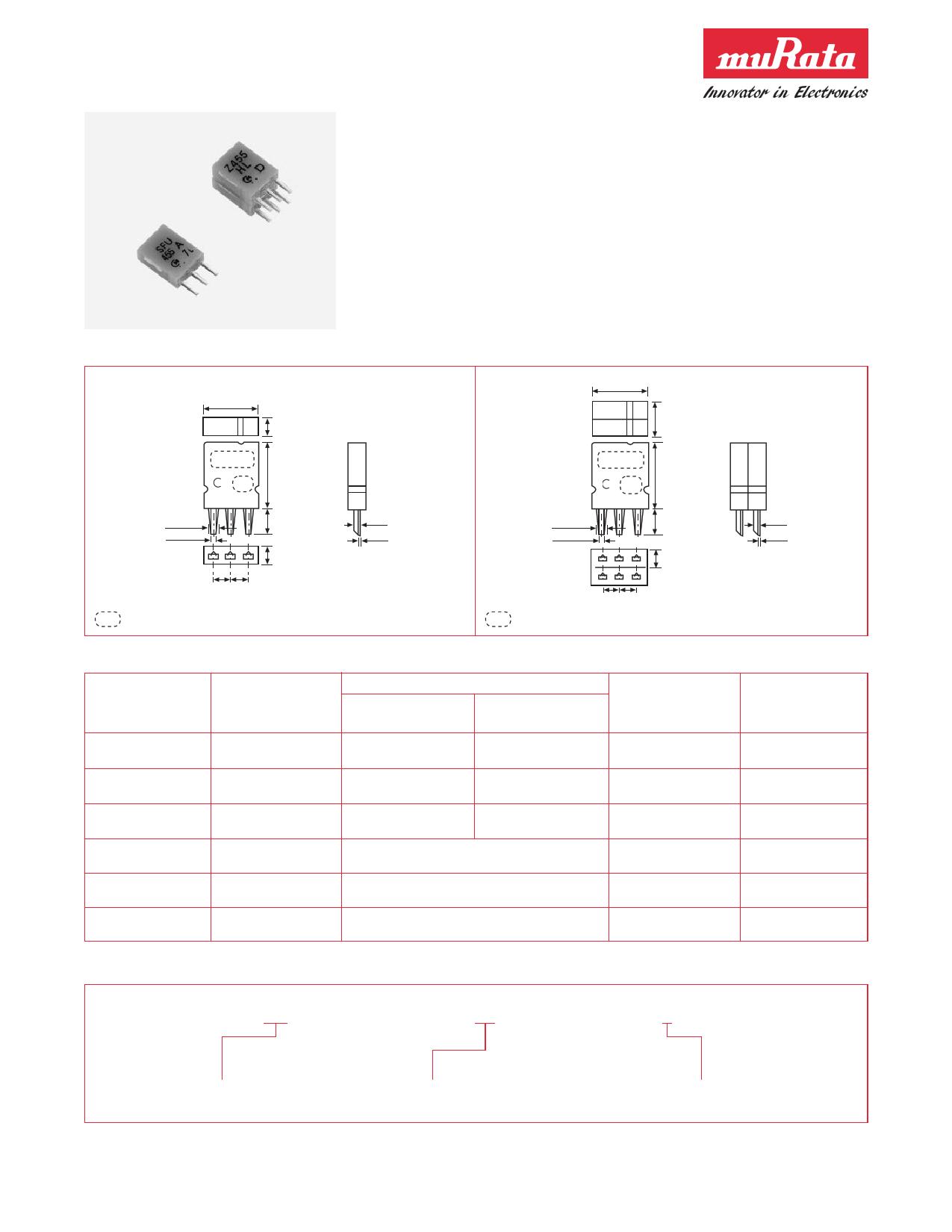 SFU455C5 datasheet