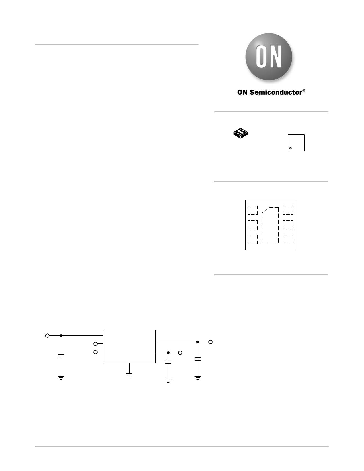 NCP152 دیتاشیت PDF