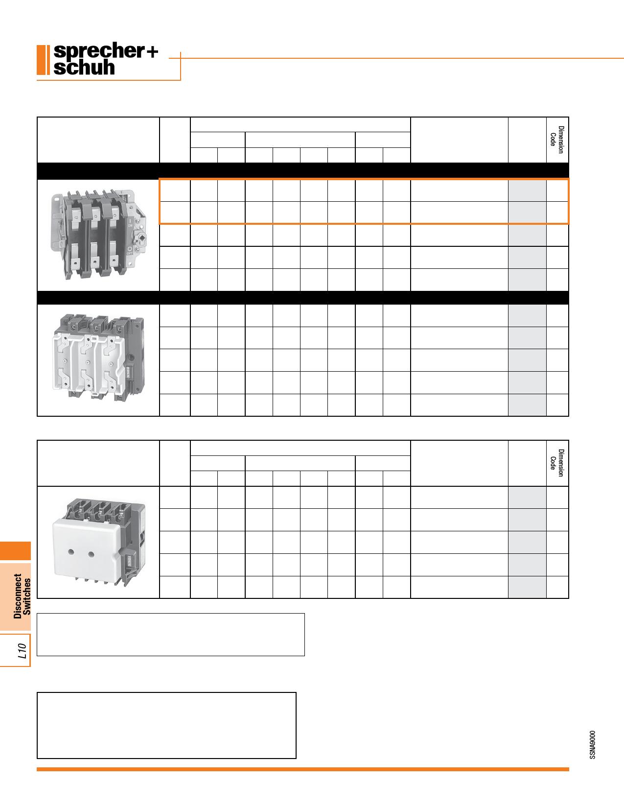 L10-HS1E دیتاشیت PDF