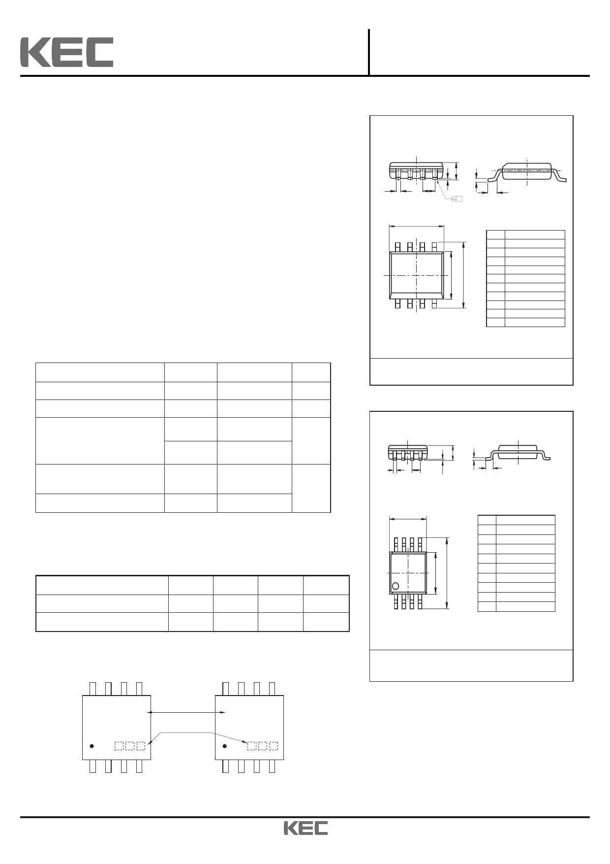 KIC6981F Datasheet, KIC6981F PDF,ピン配置, 機能