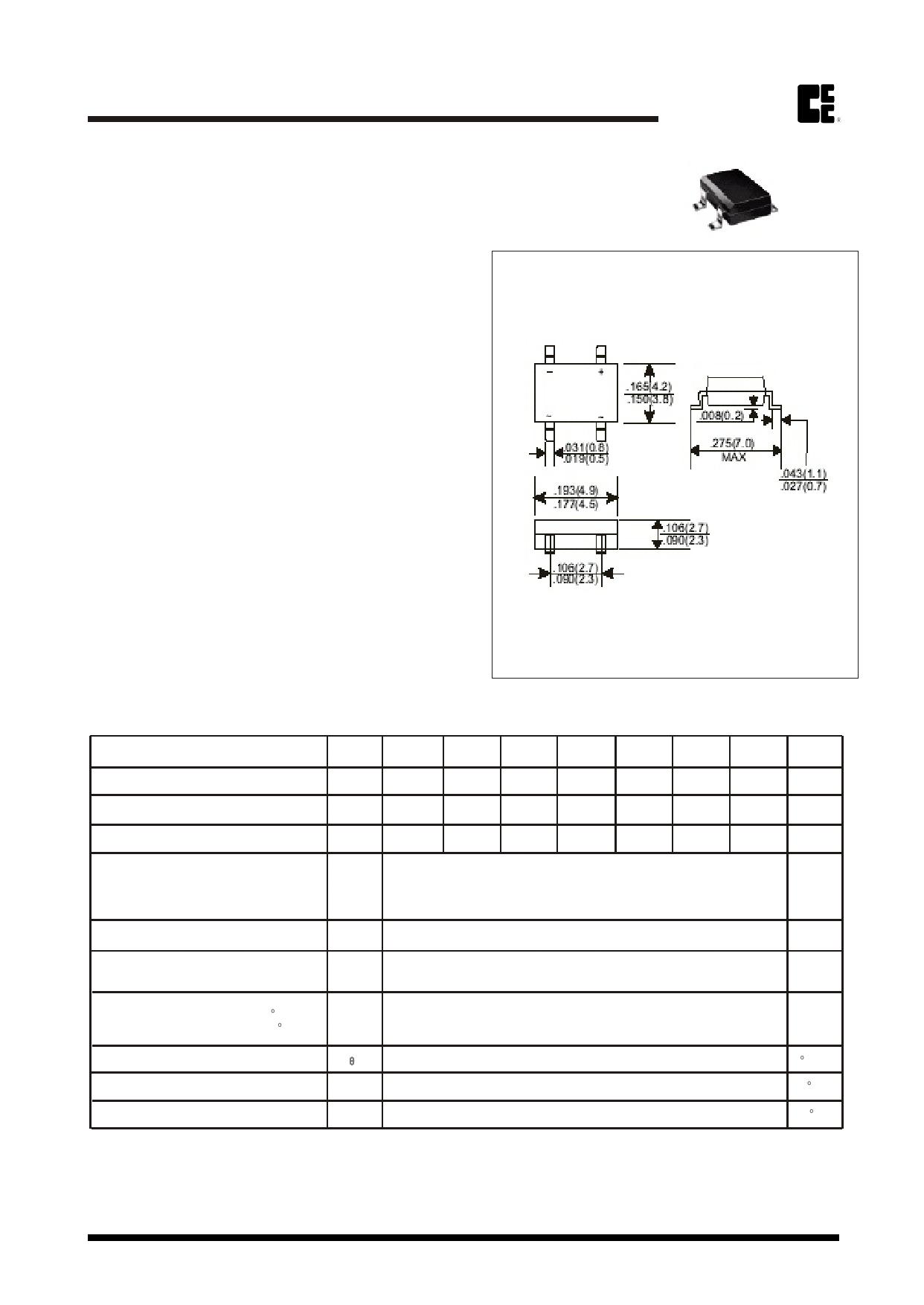 B6S دیتاشیت PDF