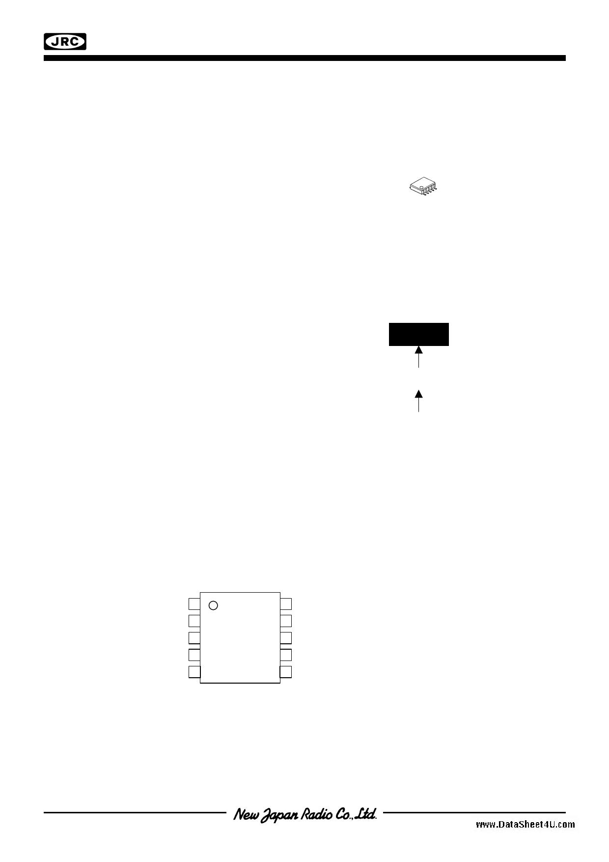 NJU7690 دیتاشیت PDF