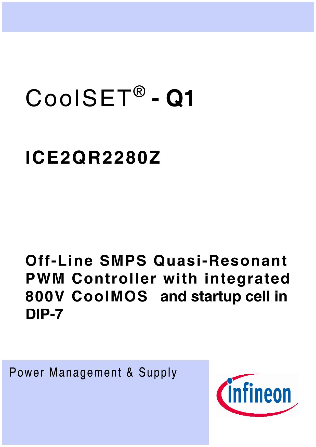2QR2280Z Datasheet, 2QR2280Z PDF,ピン配置, 機能